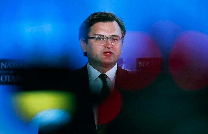 """Глава МИД Украины счел завершение """"Северного потока 2"""" поражением США"""