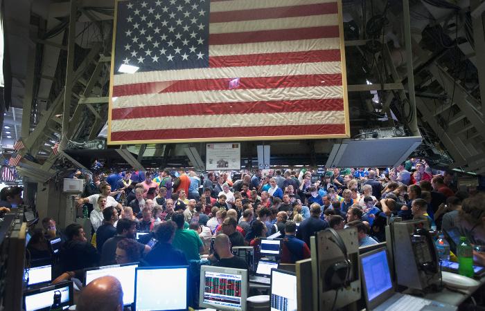 Фондовый рынок США в четверг вырос на данных по рынку труда