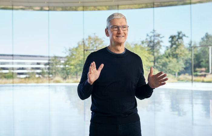 Глава Apple дал показания по иску Epic Games