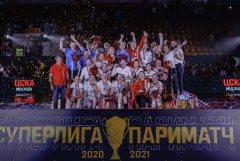 Новейший чемпион России