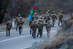 Армения обвинила азербайджанских военных в обстреле поста на границе