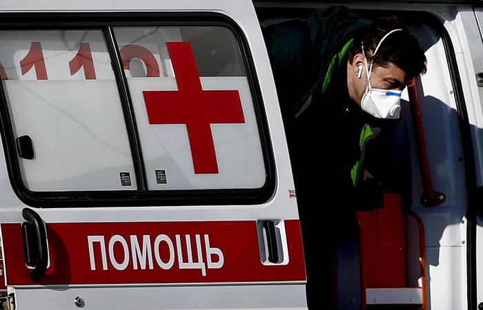 В России за сутки выявили 7,9 тыс. новых случаев COVID-19