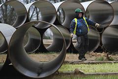 Киев пообещал бороться против Nord Stream 2, пока его не достроят
