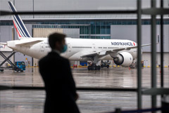 """""""Аэрофлот"""" вывезет из Парижа часть пассажиров отмененного рейса Air France"""