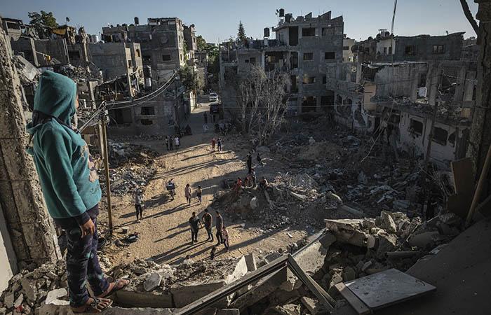 Ракетные удары Израиля по Газе могут счесть военным преступлением