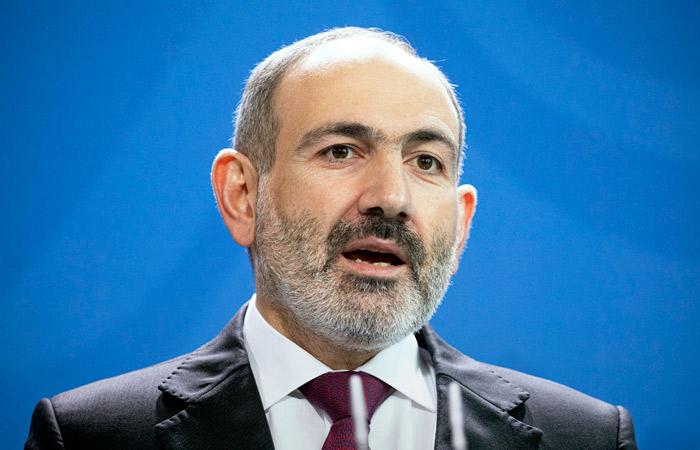 Пашинян заявил, что взятые в плен армянские военные минировали границу с установкой предупреждений