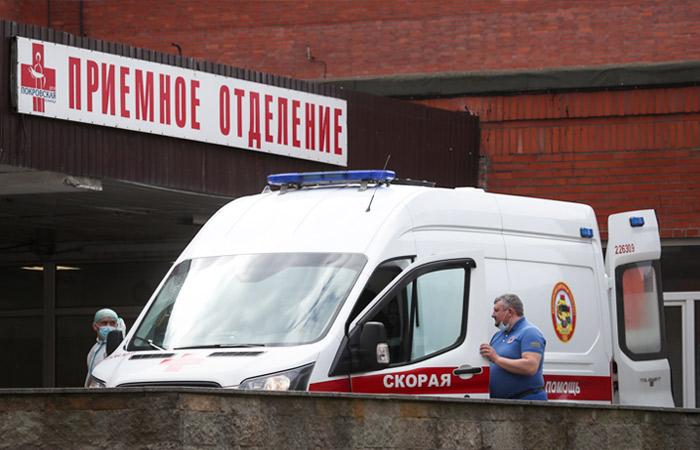 Общее число жертв коронавируса в РФ превысило 120 тысяч