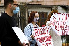 По вменяемой в Белоруссии статье Сапеге грозит до 12 лет тюрьмы
