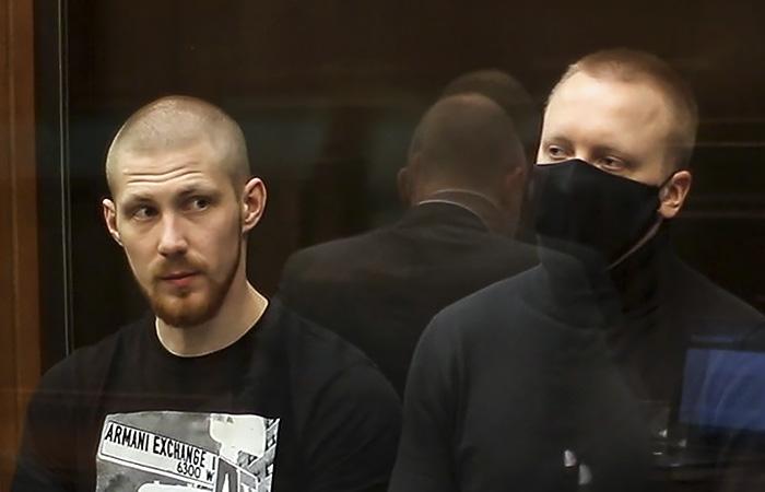 Экс-полицейские получили от 5 до 12 лет за подброшенные Голунову наркотики