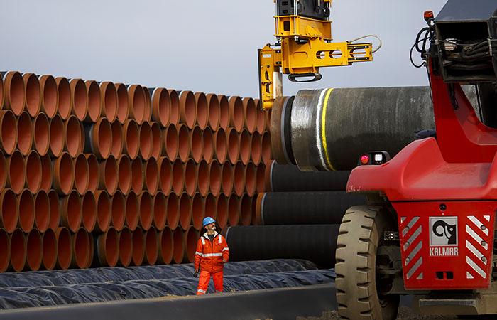 """Новак отметил экологичность газа, поставляемого в Европу по """"Северному потоку"""""""