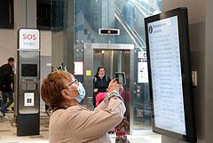 Первый за 100 лет новый железнодорожный вокзал открыли в Москве