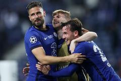 """""""Челси"""" во второй раз в истории выиграл Лигу чемпионов УЕФА"""