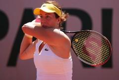 Павлюченкова первой из россиян вышла во второй круг Roland Garros