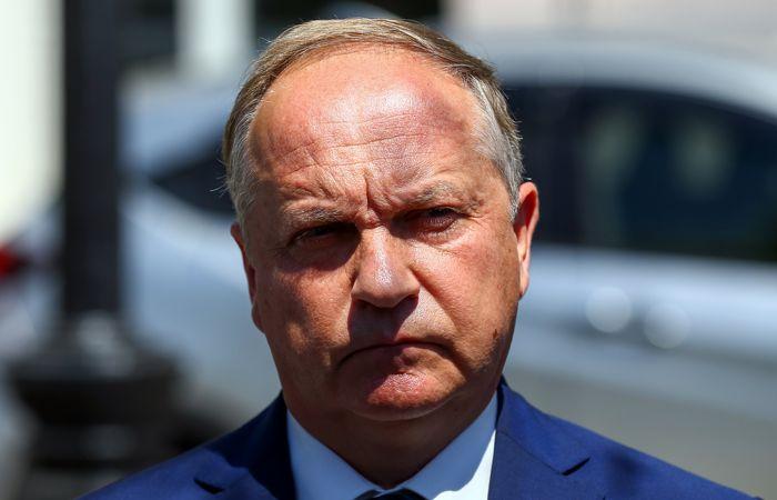 Следователи пришли с обыском к бывшему мэру Владивостока Гуменюку