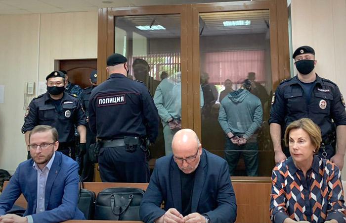 """Участники перестрелки в """"Москве-Сити"""" получили 15 и 16 лет колонии"""