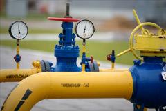 Закачка газа в российские хранилища превысила объем пополнения ПХГ всей Европы