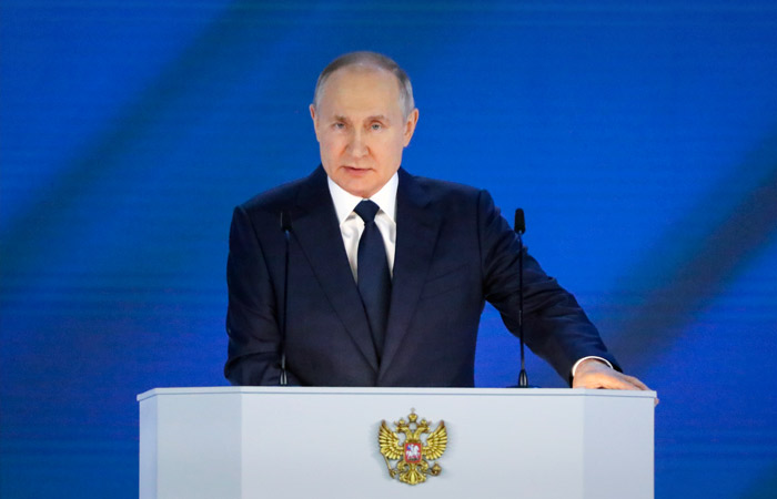 Путин предложил дать Генпрокуратуре право представлять РФ в ЕСПЧ
