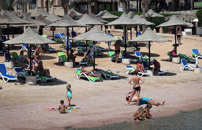 В МИД РФ допустили возобновление полетов на курорты Египта уже летом