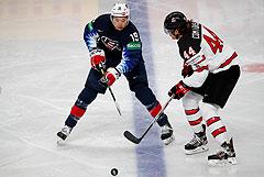 Сборная Канады стала первым финалистом