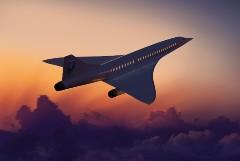 Авиакомпания United закупит 15 сверхзвуковых пассажирских самолетов