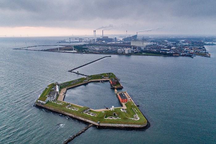 Власти Дании одобрили строительство острова возле Копенгагена