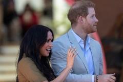 У британского принца Гарри и Меган Маркл родилась дочь