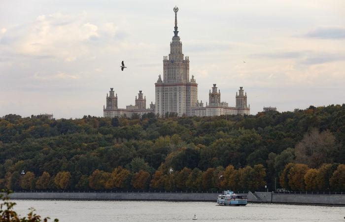 МГУ вошел в число 100 лучших вузов мира по версии QS-2022