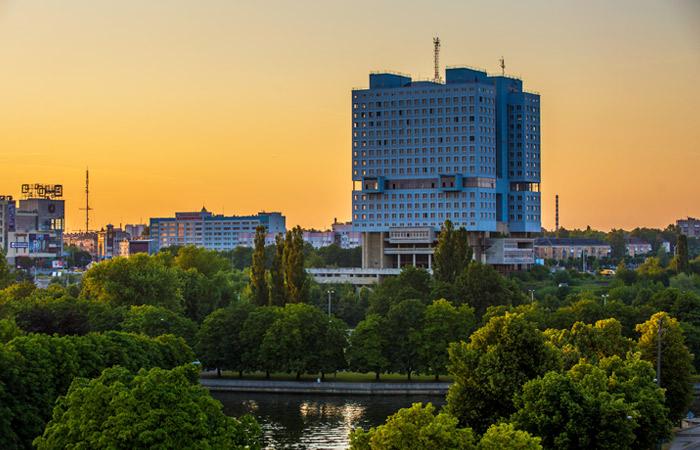 В Калининграде обсудили снос Дома Советов и проект новой застройки