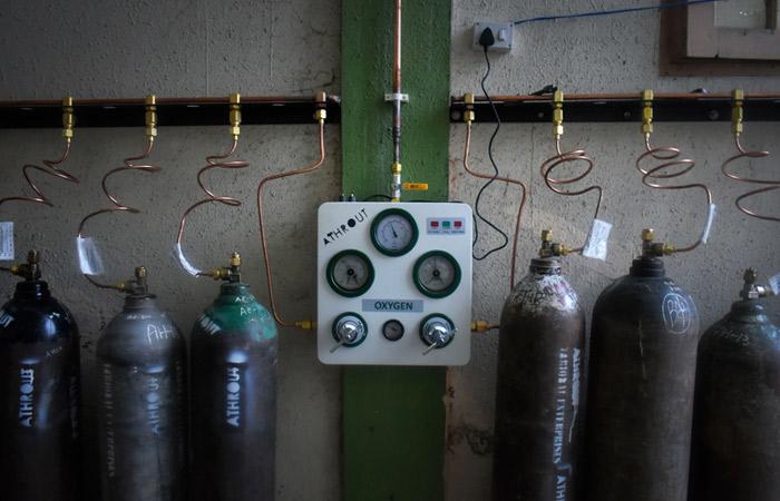 """В Индии проверят ролик об """"учениях"""" с отключением кислорода в COVID-больнице"""