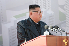 Лидер КНДР обсудил экономику с руководством партии