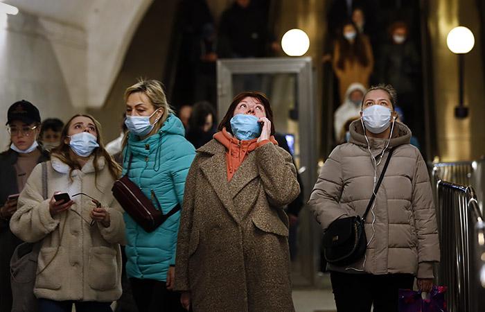 """Мэрия заявила, что система """"Сфера"""" в метро Москвы не угрожает анонимности пассажиров"""