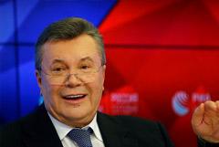 Суд ЕС отменил решение о заморозке активов Януковича и его сына