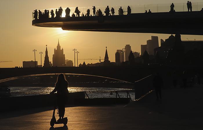 В мэрии отметили возвращение в Москву иностранных туристов