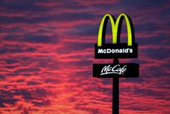 McDonald's стал жертвой хакерской атаки