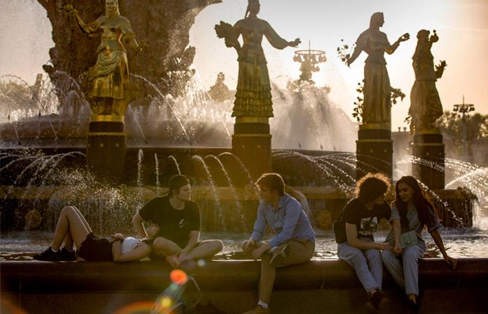 Синоптики пообещали жару в Москве и области к концу следующей недели
