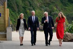 В английском графстве Корнуолл стартует саммит G7