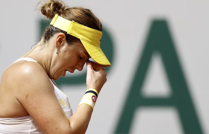 Павлюченкова проиграла Крейчиковой в финале Roland Garros