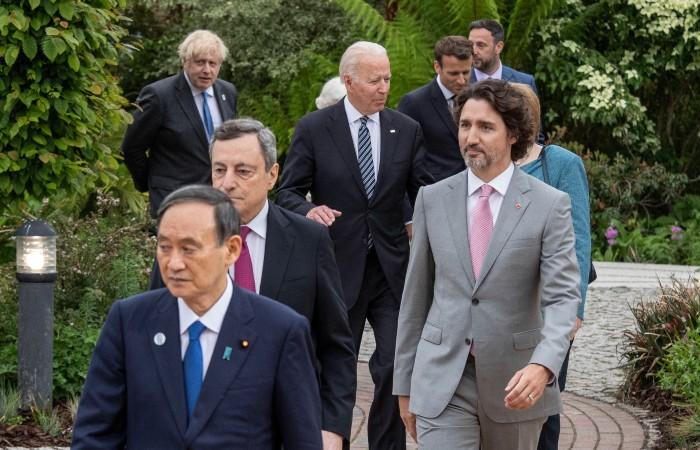 Страны G7 выразили заинтересованность в стабильных отношениях с Россией