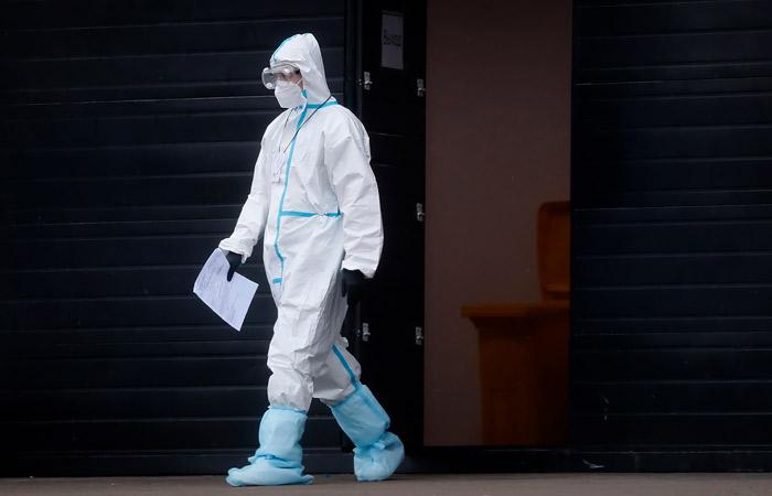 В России за сутки было выявлено более 14 тыс. случаев коронавируса