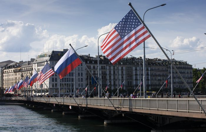 В Женеве в среду пройдет встреча Путина и Байдена