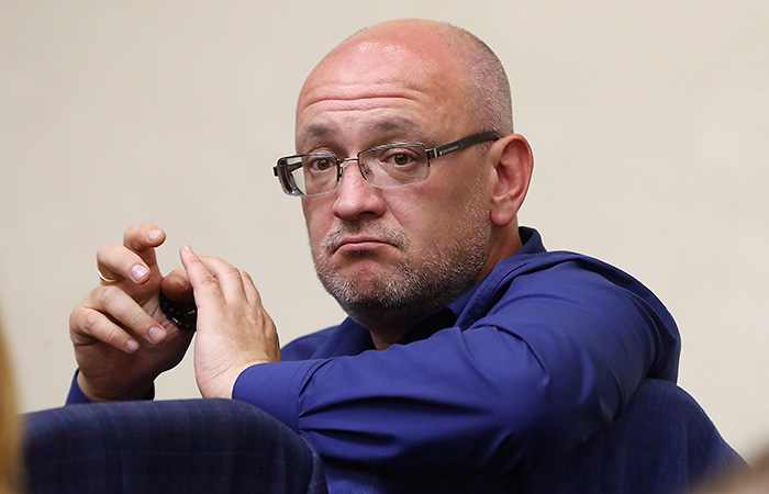 Петербургского депутата Резника задержали по делу о наркотиках