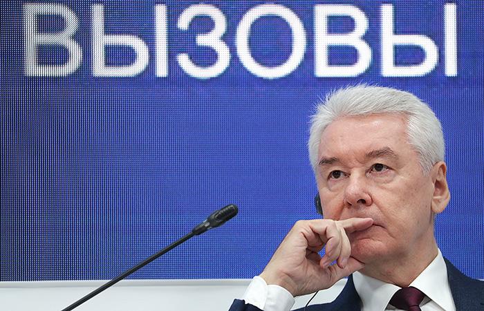 Собянин сообщил, что завтра в Москве будет уже более 9 тыс. заболевших COVID