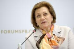 Попова объяснила рост COVID-заболеваемости несоблюдением мер предосторожности