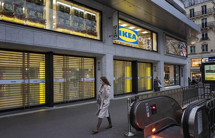 IKEA оштрафовали во Франции на 1,1 млн евро по делу о слежке