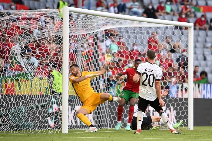 Сборная Германии победила Португалию