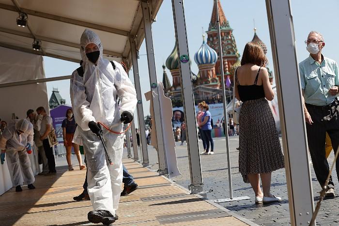 В России за сутки выявлено почти 18 тыс. новых случаев COVID-19