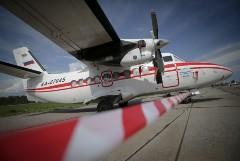 ДОСААФ приостановил полеты самолетов Л-410 после крушения в Кузбассе