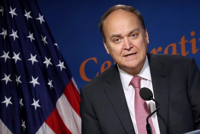 Посол РФ Анатолий Антонов вернулся в США