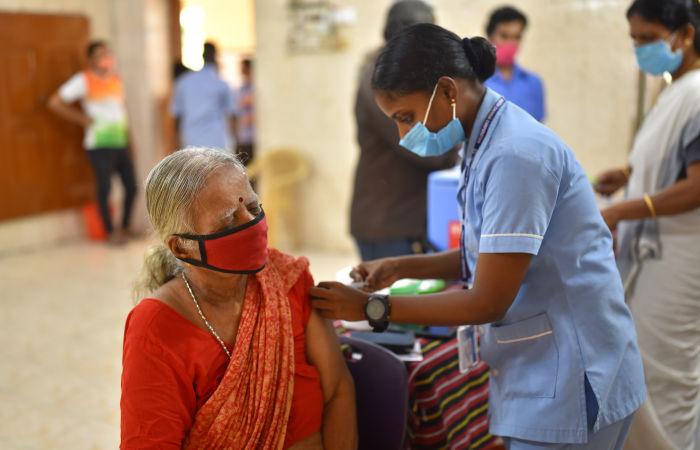 В Индии обнаружили новый штамм коронавируса