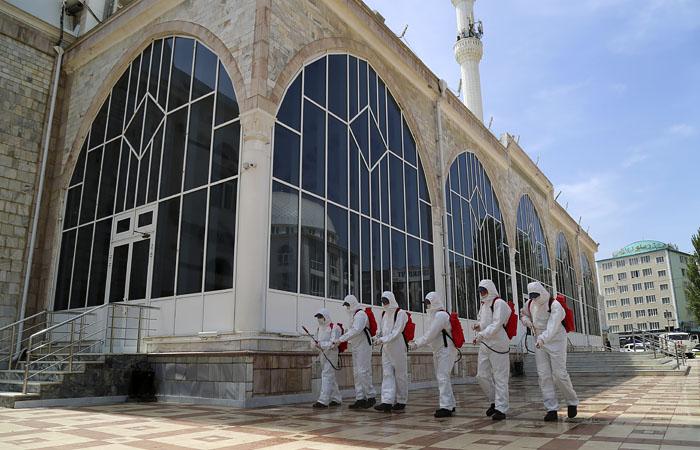 В Дагестане из-за COVID-19 запретили богослужения с прихожанами